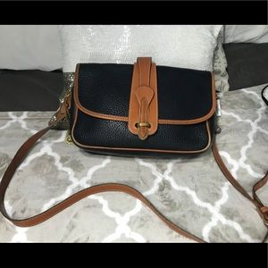Dooney and Bourke Crossbody Navy Blue